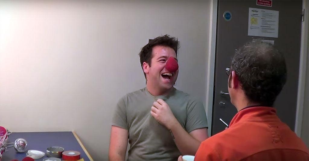 Le Clown Relooking à Birmingham