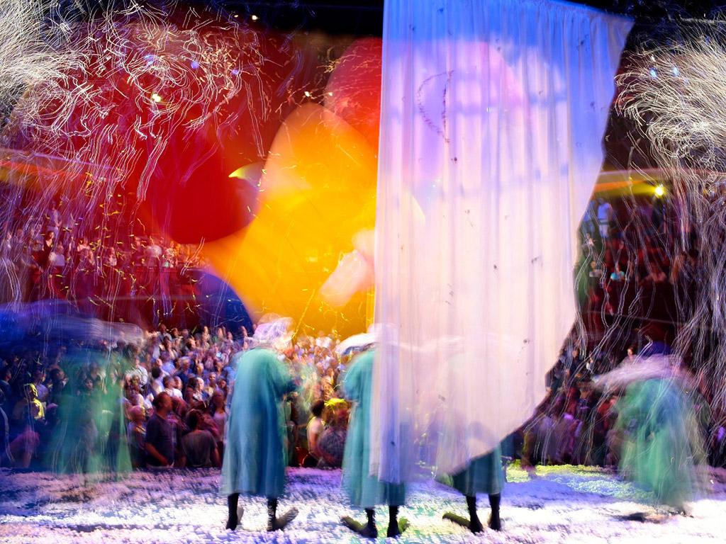 Snowshow in Piccolo Teatro di Milano