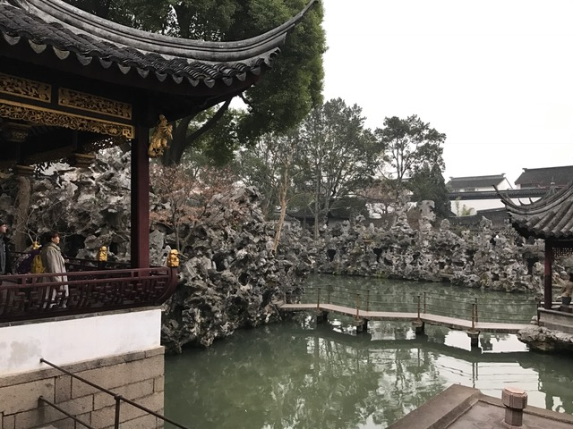 Suzhou gardens – most beautiful we've ever seen!
