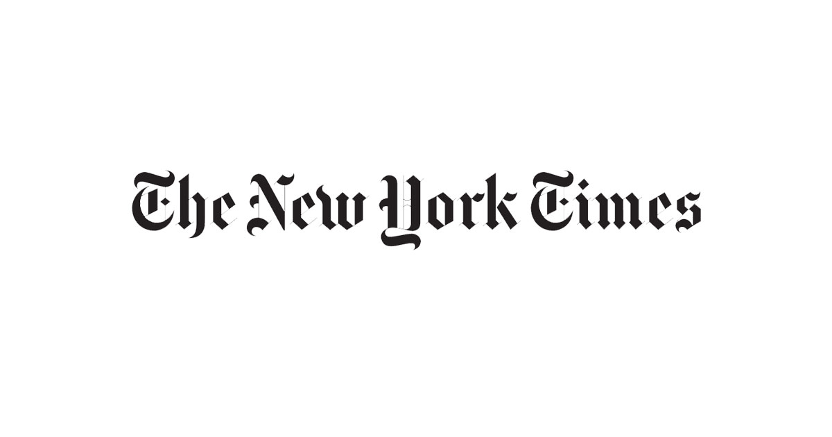 New York Times: In a Mad Mad Mad Mad World, Expect Clowns and Flurries